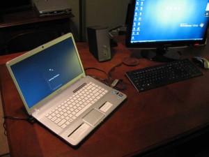 Desk Computer / Vaio