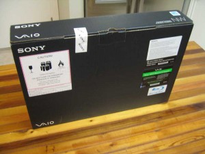 Sony in a Box!