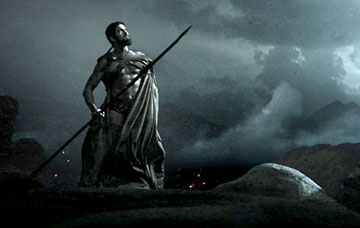 film critique on the 300 spartans essay The 300 spartans is a 1962 cinemascope epic film depicting the battle of thermopylae made with the cooperation of the greek government, it was shot in the v.