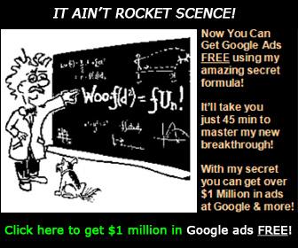 free google ad large