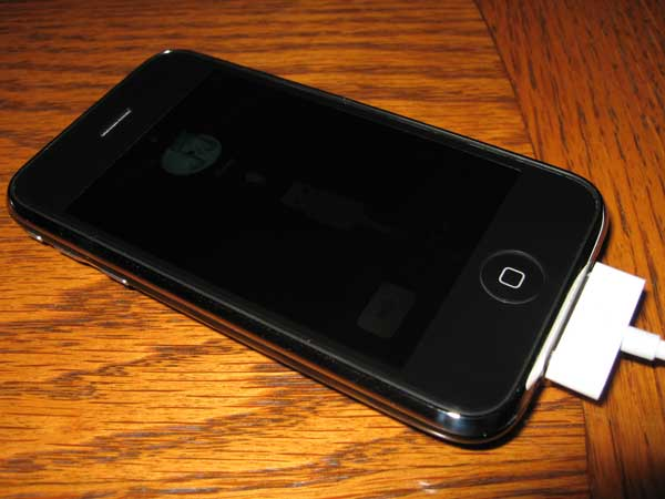 iphone3g connected