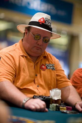 Poker Stare